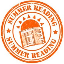 Summer reading stamp
